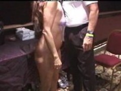 Milf Spanked And Vibrated Till She Cums In Public bdsm bondage slave femdom domination Thumb