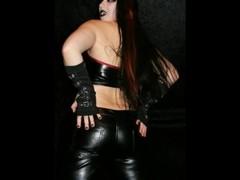 Nadine C. Mein Gothic Arsch Thumb