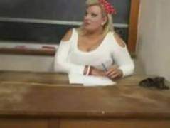 Very big Teacher helps me cum Thumb
