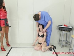 Hot 20 year-old alt girl gets spanking, ass fucking, and harsh domination Thumb