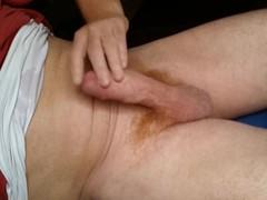 Mein zweihundertsiebenundsechzigster Orgasmus - Orgasm 267th (enjoyed on August 27th 2015) - I mastu Thumb