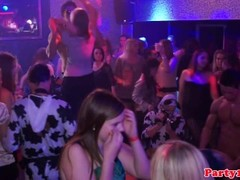 European sexparty teens doing it doggystyle Thumb