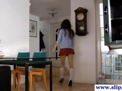 Beautiful polish teenager at a sex audition Thumb