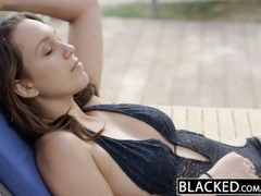 BLACKED Friends Jade Nile and Chanel Preston Enjoy BBC Together Thumb