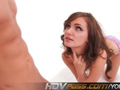 Lily Carter Deepthroats And Gets Hammered By Bull Thumb