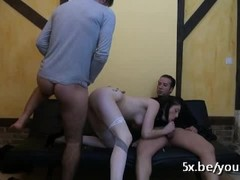 Max and Milano goes to fuck Darla Thumb