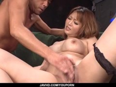Staggering sex video with busty Yuki Touma Thumb