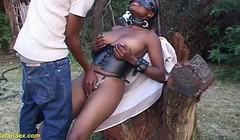 monster boob african fetish milf big cock fucked Thumb