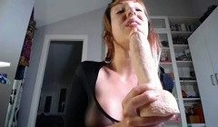 Me teasing with my horny pussy and hot ass Thumb