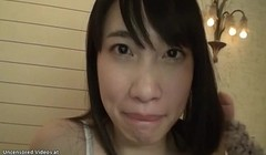 Japanese young singer meets her boss after work Thumb