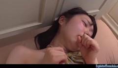 Jav Idol Nozomi Momoki Fucks Uncensored Flat Tits Thumb