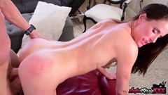 SofieMarieXXX - Hotwife Sofie Marie Fucked After Striptease Thumb