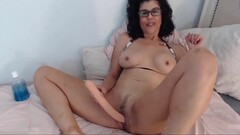 Breathtaking MILF Izzy with longest throat you have ever seen Thumb