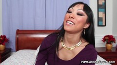 Nasty Asian slut Gaia fucks and sucks Thumb